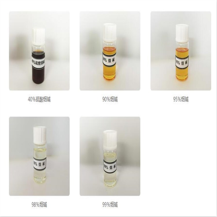China manufacturer supply nicotine sulfate and nicotine series products