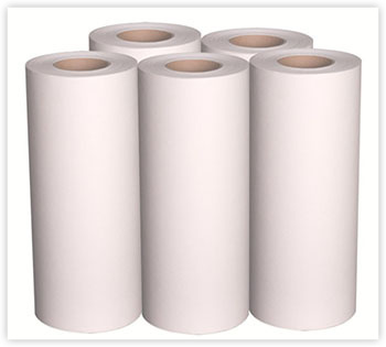 China customized thermal transfer paper cash register rolls