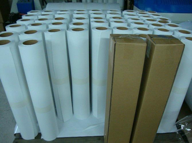T-shirts thermal transfer paper	China factory wholesales