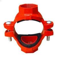 China OEM grooved coupling man...