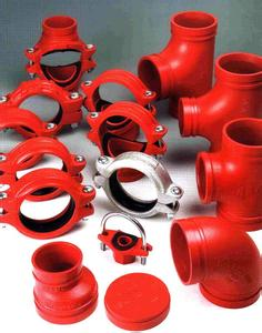 China OEM grooved coupling manufacturer