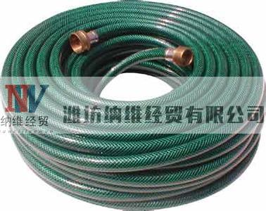 hot sale high quality PVC fiber braided garden hose