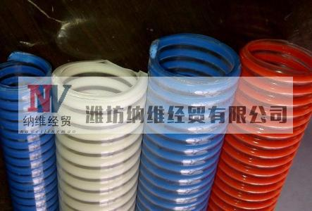 offer PVC fiber strengthen soft pipe with different color and size, small and big diameter