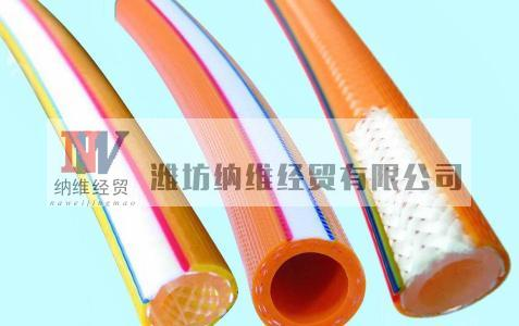 professional manufacturer PVC fiber strengthen water pipe in China