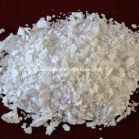 Calcium chloride dihydrate cacl2 74% flakes made in China