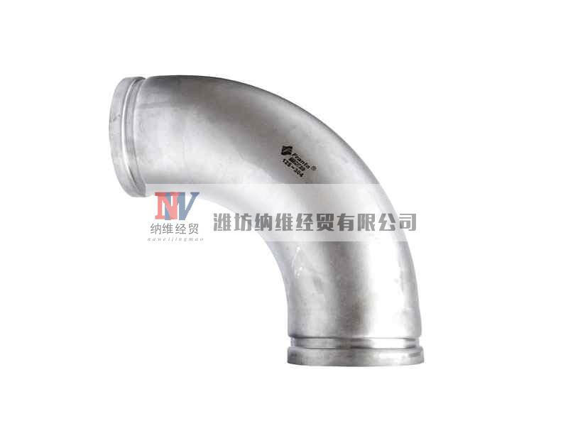 supply industrial 90 degree grooved elbow factory with cost price