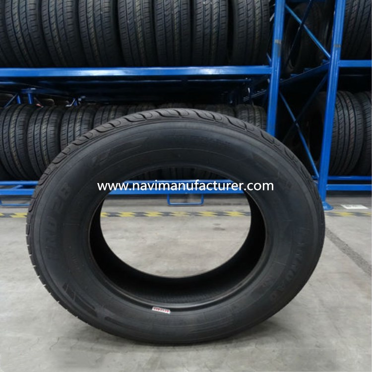 China exports cheap tubeless radial passenger car tyre to Canada