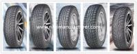China manufactures well-known brand passenger car tyre