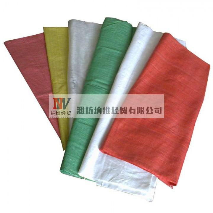 custom plastic woven mesh bags China manufacturer