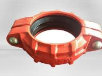 Ductile iron grooved...