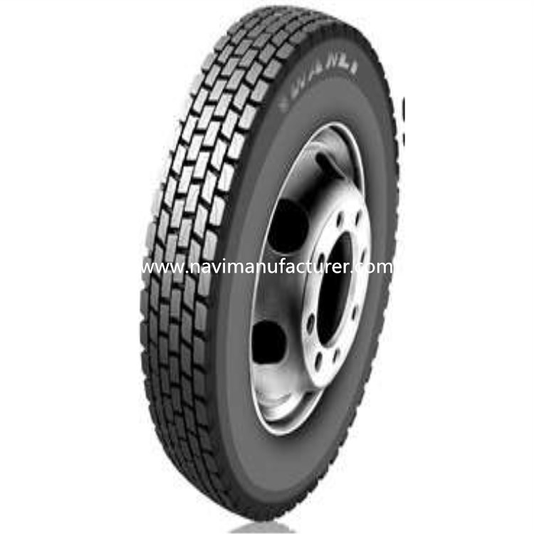 China exports all steel heavy duty TBR truck tires to Mexico