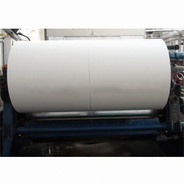 Superior quality water transfer base paper white china