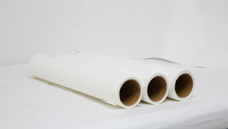 Supply water transfer printing base paper for leather, sportswear